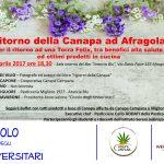 Il ritorno della Canapa ad Afragola…  Per il ritorno ad una Terra Felix, tra benefici alla salute ed ottimi prodotti in cucina