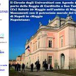 La Reggia di Carditello apre le porte con il Circolo degli Universitari