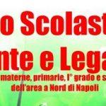 """Concorso Scolastico 2020  """"Ambiente e Legalità"""""""