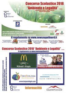Concorso Scolastico 2018- 2019