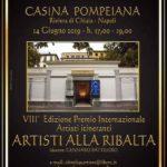 """""""ARTISTI alla RIBALTA""""  VIII EDIZIONE 2019"""