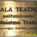 Teatro Troisi, l'Amore per il territorio