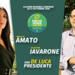 Intervista ad Angelita Amato, candidata alla Regione Campania con Europa Verde