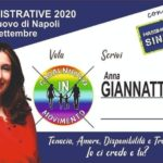 Intervista ad Anna GIANNATTASIO, candidata al consiglio comunale di Casalnuovo