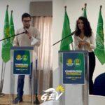 Giuseppe Cuccurese e Gabriella Ferrara alla guida dei giovani Verdi in Campania