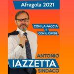 Gennaro Migliore di Italia VIVA ad Afragola per Iazzetta